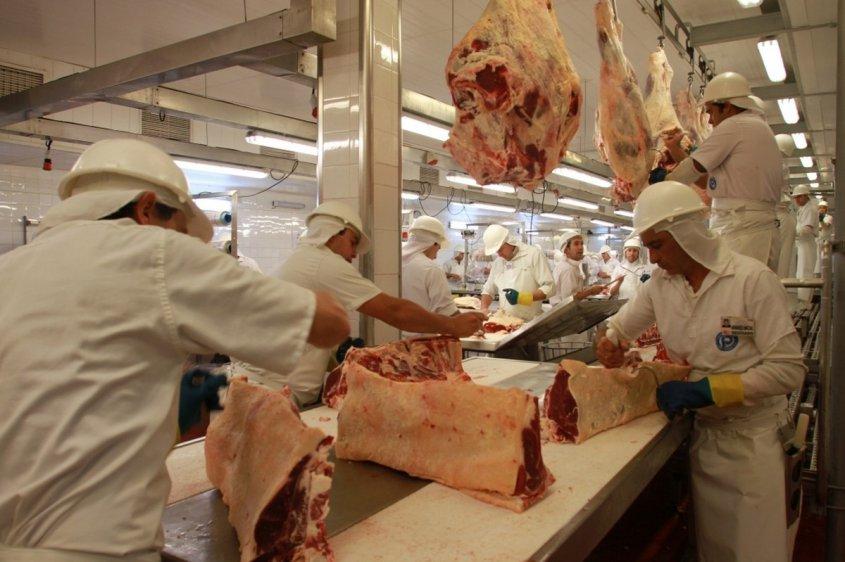 Arriba carne certificada Never Ever 3 a Estados Unidos.