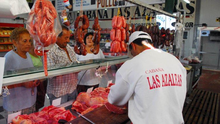 Mejora la producción de carne vacuna en el arranque de 2015