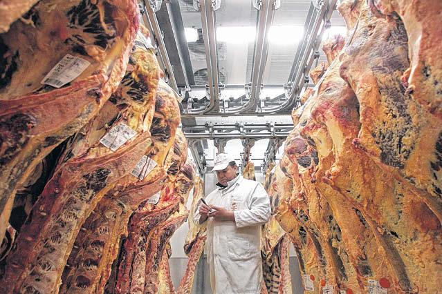 Carne: dudas sobre la venta a EE.UU.