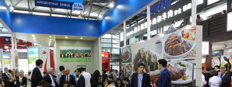 El ARGENTINE BEEF PRESENTE EN SIAL CHINA 2015, SHANGHAI, CHINA