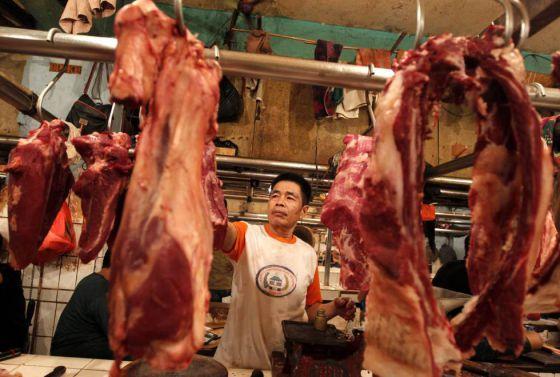 China quiere comer más carne