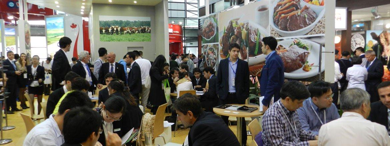EL IPCVA en World of Food Beijing 2015