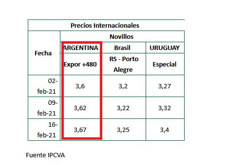 Combo de desincentivos: Argentina tiene el novillo más caro del Mercosur con el tipo de cambio más desfavorable para exportar