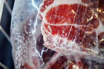 Ciudad china detendrá las importaciones de carne congelada por temor a virus