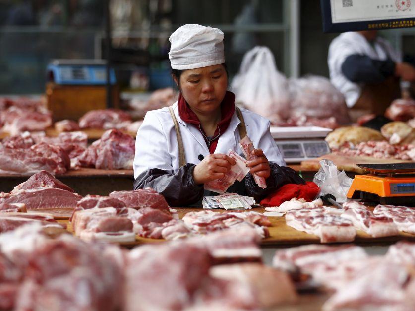 Crecen las exportaciones de carne a China y cae el consumo interno