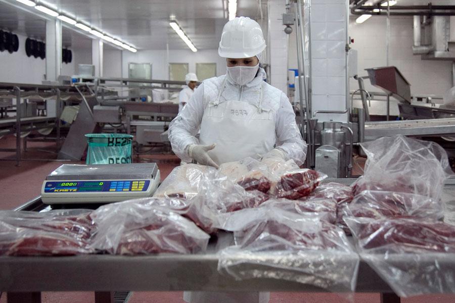 En junio la faena cayo un 12 % por efecto del cierre de exportaciones