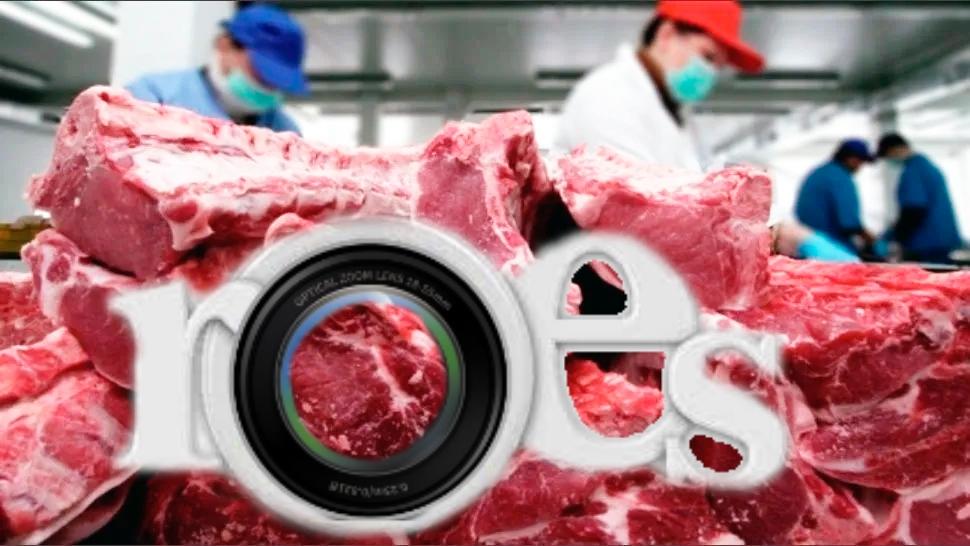 La carne nuevamente en el foco del gobierno