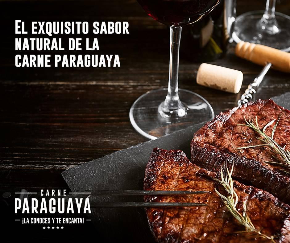 Con campaña publicitaria, en Chile buscan promocionar atributos de la carne paraguaya