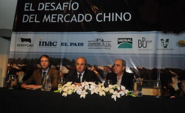 Carne uruguaya con gran futuro en mercado chino