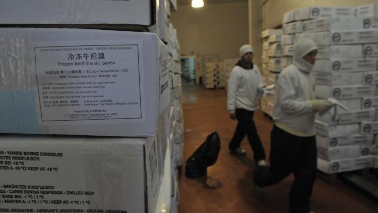 En China, los precios de la carne vuelven a tomar fuerza