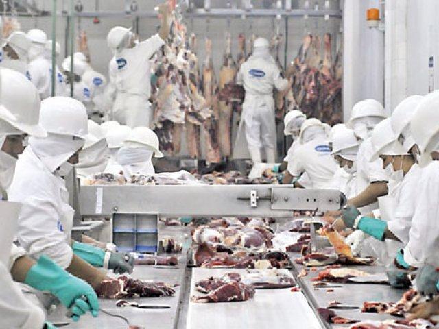 Paraguay : leve caída de las exportaciones de carne