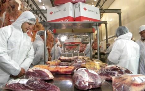 La demanda china por carne vacuna uruguaya sigue fuerte