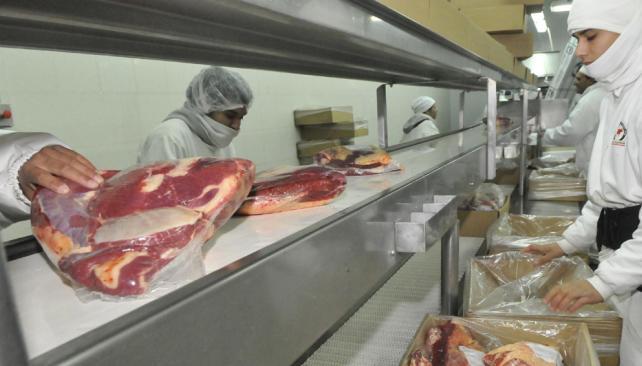 La exportación de carne sería en 2016 la mayor en siete años