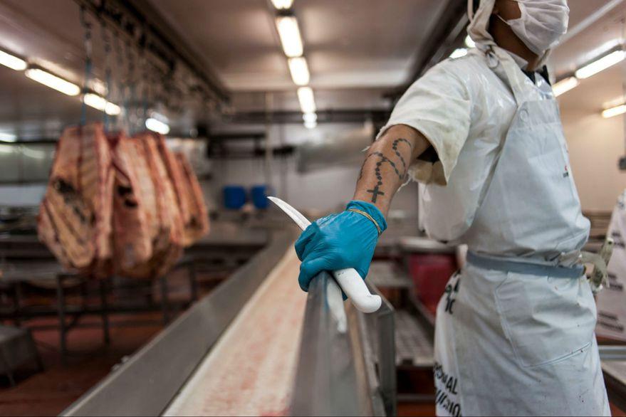 Cepo a la carne: las exportaciones cayeron 35% y se perdieron US$71,3 millones