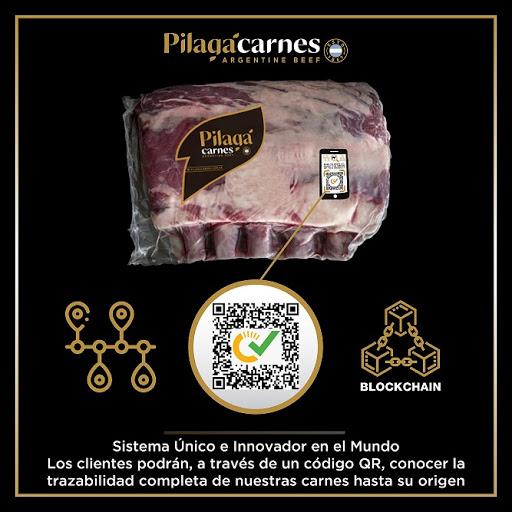 """Con código QR y de exportación: empresa de Córdoba lanza marca propia de carne """"premium"""""""