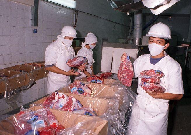 Paraguay, entre los primeros exportadores de carne