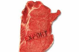 Hasta México exportará más carne que Argentina