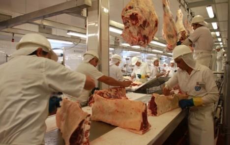 Uruguay: segunda semana de caída del precio promedio de exportación de carne bovina