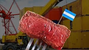 Participación récord de la exportación en la faena total