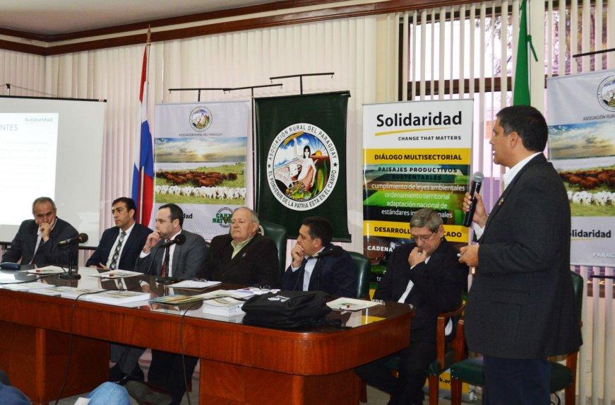 En Paraguay buscan sustentabilidad en cadena de la carne