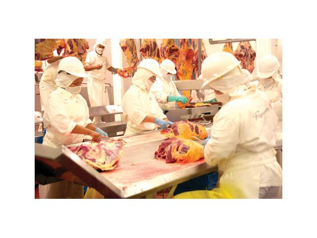 Envíos de carne de Paraguay a la UE