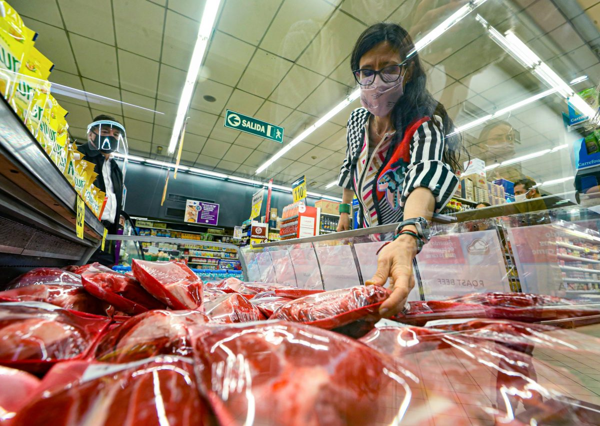 El acuerdo de la carne se renovó hasta el 15 de abril
