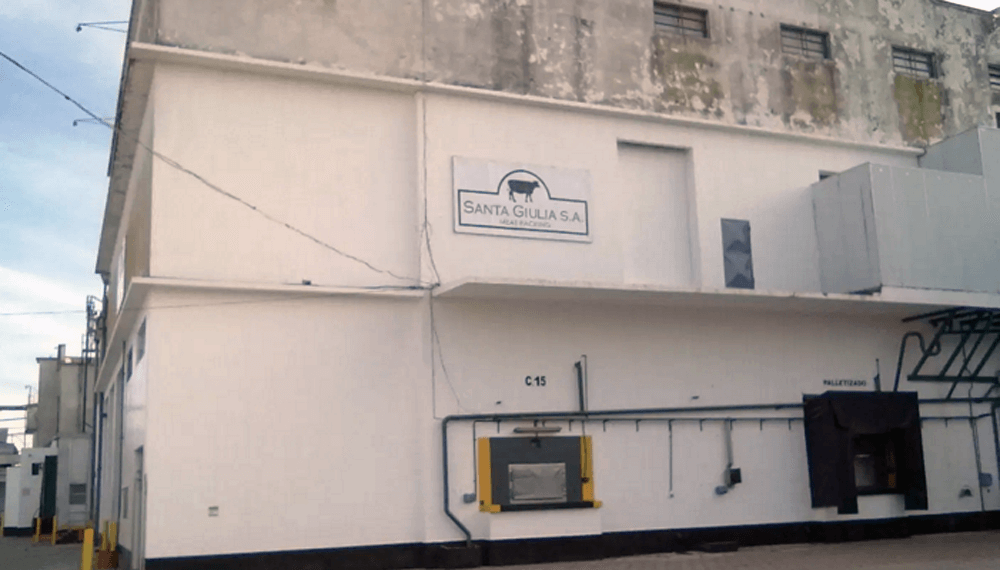 Confirmaron un caso de coronavirus en un frigorífico de San Vicente