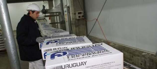 Uruguay: Las exportaciones de carne crecieron en enero a pesar del derrumbe de Rusia