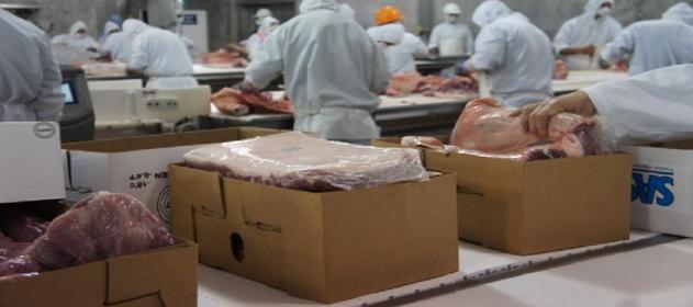Paraguay exportó a Chile más de 46.000 toneladas de carne bovina