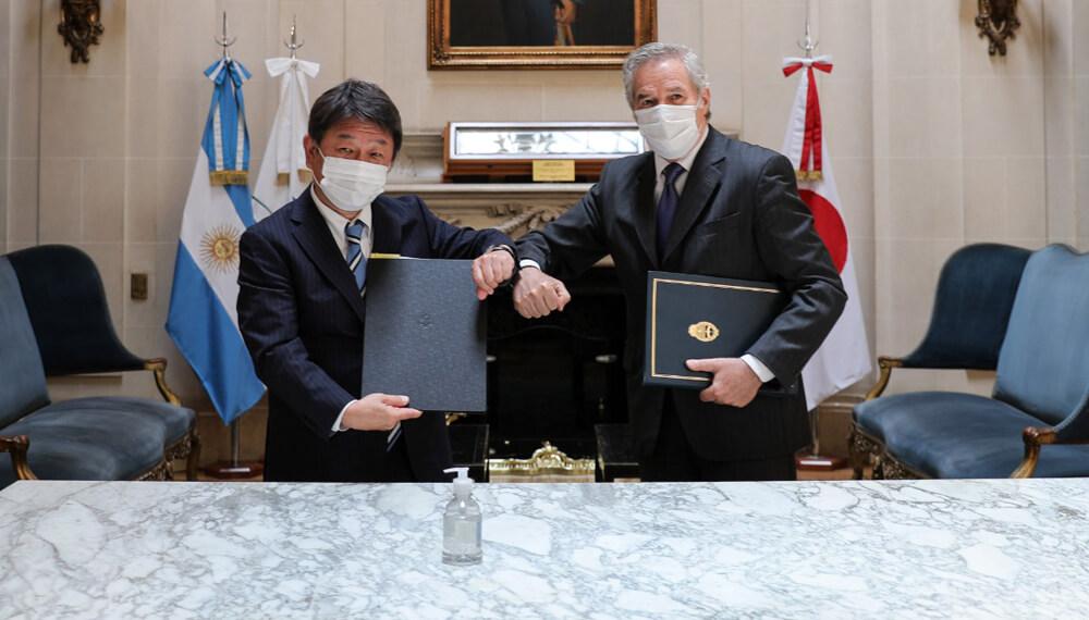 Carnes argentinas a Japón: Solá negocia el ingreso de zonas libres de aftosa con vacunación