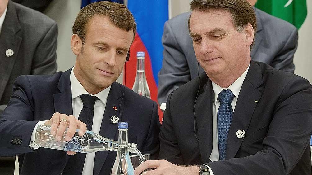 Francia rechaza el acuerdo entre Mercosur y Unión Europea