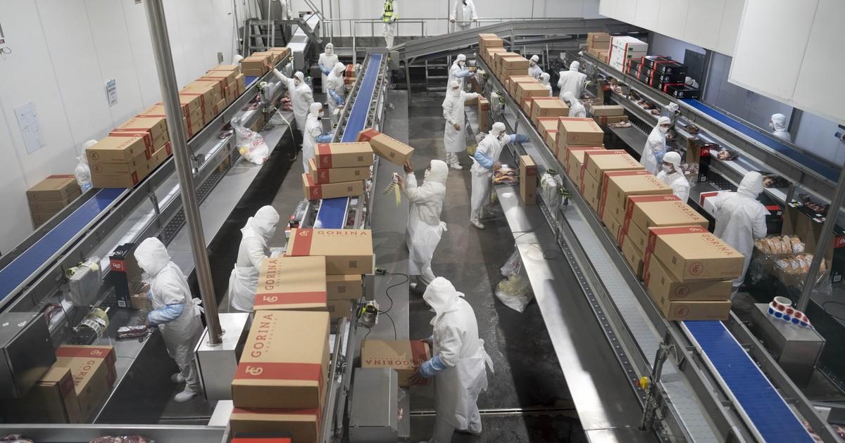 Científicos argentinos señalaron que es casi imposible que carne exportada a China llegue a destino con coronavirus