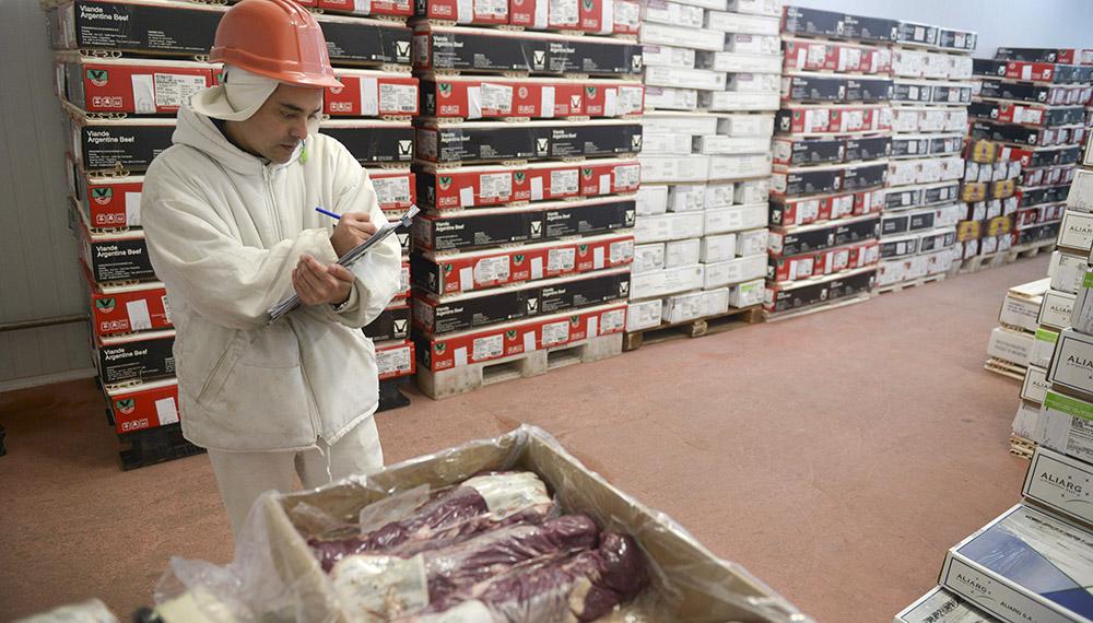 Se alcanzó un nuevo récord en la exportación de carne vacuna