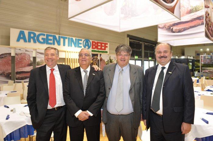 DESTACADA PRESENCIA DE LA CARNE ARGENTINA EN ANUGA 2015