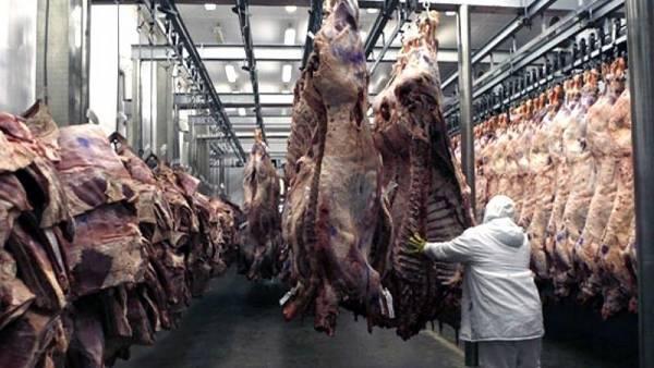 Las exportaciones de carne siguen haciendo la plancha