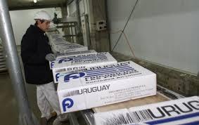 URUGUAY– Exportación de carne vacuna de enero 2015