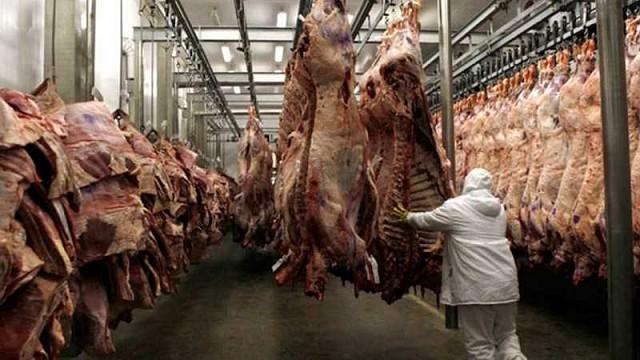 Las exportaciones de carne son las segundas más altas de la historia